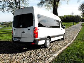 Volkswagen Crafter, keleiviniai mikroautobusai