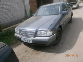 Mercedes-benz C250 dalimis. Superkame