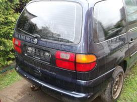 Volkswagen Sharan dalimis. Volksvagen sharan