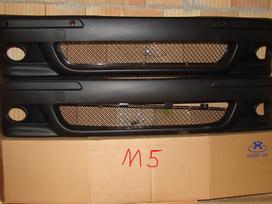 Bmw 5 serija. M 5 bamperiai.priekiniai su pdc