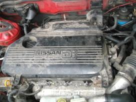 Nissan Almera dalimis. Nisan almera 01m. 2.2d