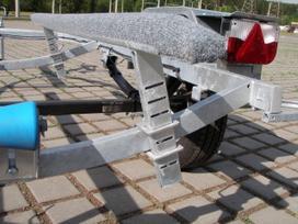 Tiki Treiler Bs300- jet, vandens transporto