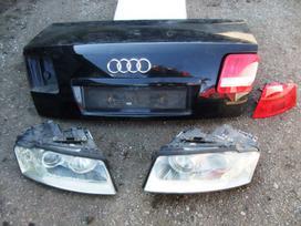 Audi A8. Varikliai greiciu dezes kitos a8