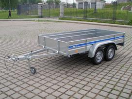 Tiki Treiler Cp300dl, lengvųjų automobilių