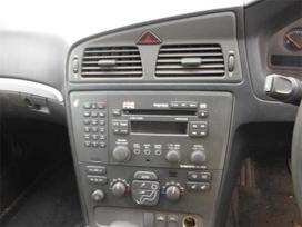 Volvo V70. Sviesus odinis salonas ragai