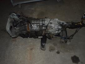 Subaru Impreza Wrx. Naudotos subaru greičių