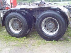 Scania 124 6x4, vilkikai