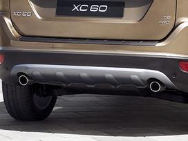 Volvo Xc60. Buferių apdailos volvo xc60