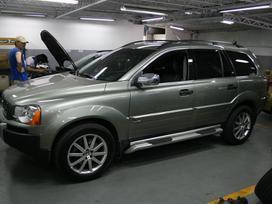 Volvo Xc90. Parduodame slenksčiai volvo xc90