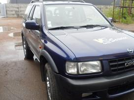 "Opel Frontera dalimis. Naudotos dalys ""opel"""