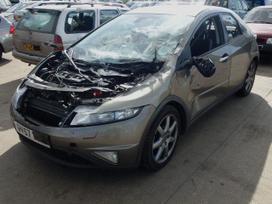 Honda Civic. Platus naudotų detalių