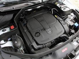 Mercedes-benz GLK klasė dalimis. ! naujos