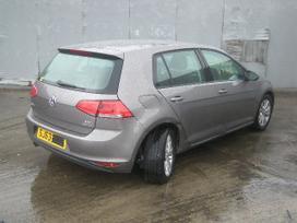 Volkswagen Golf. Vw golf VII 1.6tdi variklio