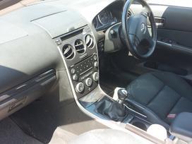 Mazda 6 dalimis. Mazda 6 2.0d 105kw 6begiu