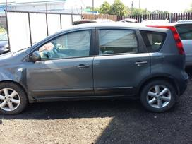 Nissan Note dalimis. Nisan note 07m. 1.5dci,