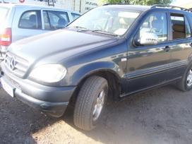 Mercedes-benz Ml270. 2,3benzin- 2,7dyzel,