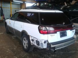 Subaru Outback. Europa iš šveicarijos(ch)