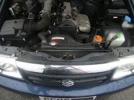 Suzuki Grand Vitara. 2,7-1,6b dalis siunciu.