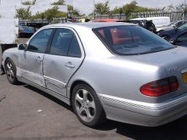 Mercedes-benz E320. 3,2 cdi, odinis salonas,