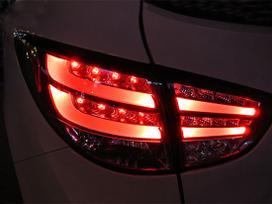 Hyundai ix35. Tuning dalys. soniniai