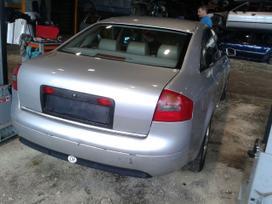 Audi A6. Bi turbo quattro  europa iš