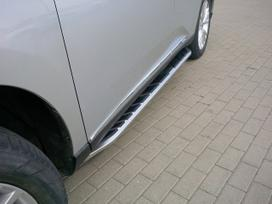 Lexus Rx 350. Nauji lexus rx350 slenksčiai.
