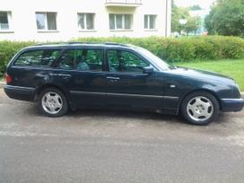 Mercedes-benz E290 dalimis
