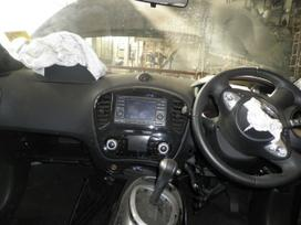 Nissan Juke. Dalimis
