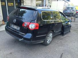 Volkswagen Passat. Europine, odinis salonas,