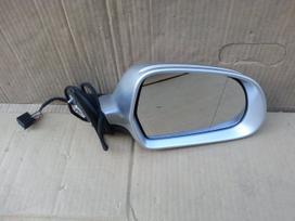 Skoda Octavia veidrodėliai, žibintai