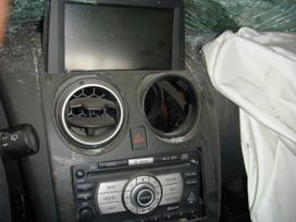 Nissan Qashqai dalimis. доставка бу запчастей