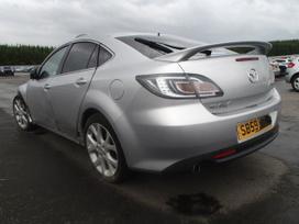 Mazda 6. Dalis pristatome lietuvoje ir latvijoje