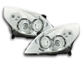 Opel Vectra. nauji tuning zibintai,
