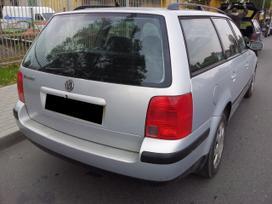 Volkswagen Passat dalimis. 20 v, variklio