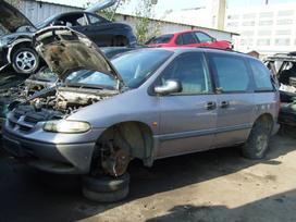 "Chrysler Voyager. UAB ""dalys visiems"" ardome"