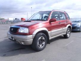 Suzuki Grand Vitara, 2.0 l., visureigis