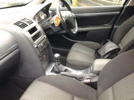 Peugeot 407 dalimis. Superkame automobilius