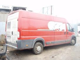 Citroen, Jumper, krovininiai mikroautobusai