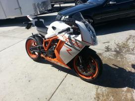 Ktm Rc8, sportiniai / superbikes