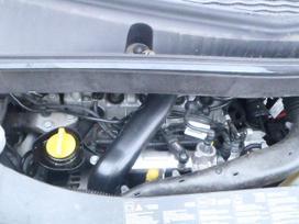 Renault Modus dalimis. Turime ivairiu