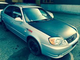 Hyundai Accent. Variklio kodas: g4eb