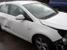 Opel Astra dalimis. B14net naudotos dalys