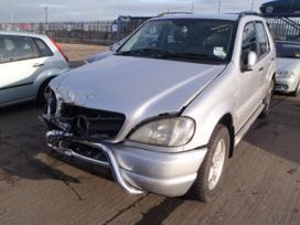 Mercedes-benz Ml270. Ml 270 cdi, lieti ratai