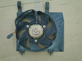 Suzuki Ignis ventiliatorius, oro pagalvės