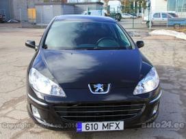 Peugeot 407. Xenonnavigacijawebastolieti