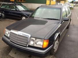 Mercedes-benz 124. Automatinė greičių dėžė nr