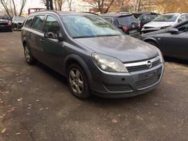 Opel Astra. Europine, 6 begiai  naudotos