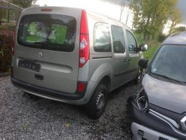 Renault Kangoo dalimis. Europa keleivinis su