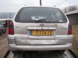 Opel Vectra dalimis. Opel vectra 01m. 2.0d