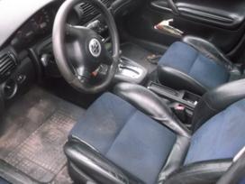 Volkswagen Passat dalimis. Volksvagen pasat
